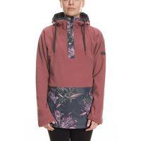 bluza 686 - Hera Anorak Fleece Crushed Berry Clrblk (CRBR) rozmiar: M
