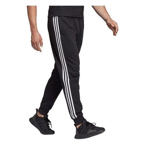 Spodnie bawełniane męskie tapered pant ft cuffed du0468, Adidas