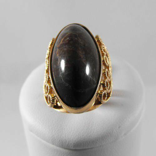 Złoty pierścionek P1301