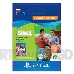 The Sims 4 - Kompaktowe Wnętrza DLC [kod aktywacyjny] PS4