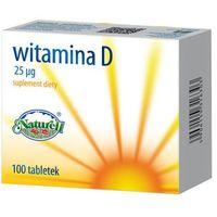 Tabletki WITAMINA D x 100 tabletek