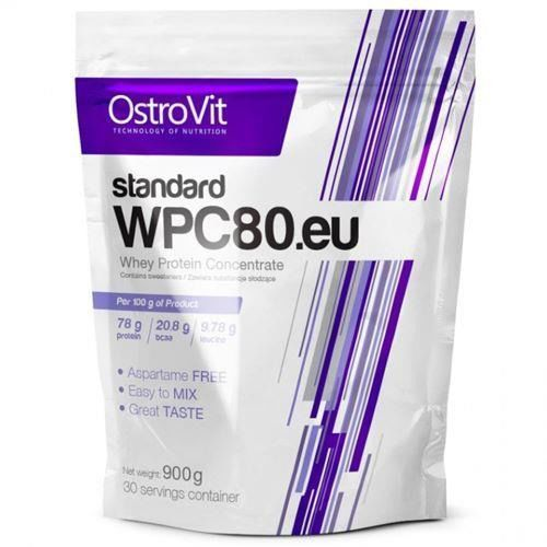 OSTROVIT WPC 80.eu Standard - 900g - Sponge Cake