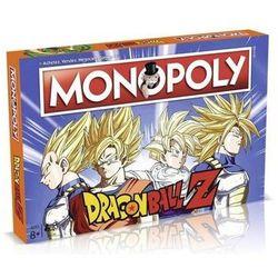 Winning moves Monopoly dragon ball z