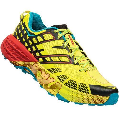 c644e6f8 Zobacz ofertę Hoka one one speedgoat 2 buty do biegania mężczyźni żółty/czarny  us 10 | eu