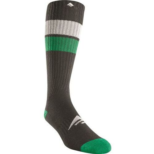 Emerica Skarpetki - emerica tall boy sock black (001) rozmiar: os