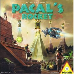 Pacal's Rocket Gra, 32427