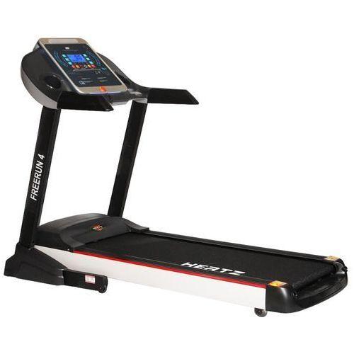 Bieżnia elektryczna hertz freerun 4 + Hertz fitness