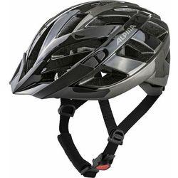 Alpina Kask rowerowy panoma 2.0 czarny-antracyt 56-59 - a9724331- zamów do 16:00, wysyłka kurierem tego samego dnia!