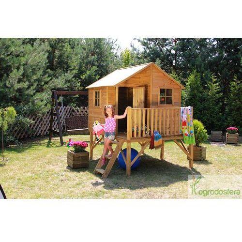 Domek ogrodowy dla dzieci Jurek