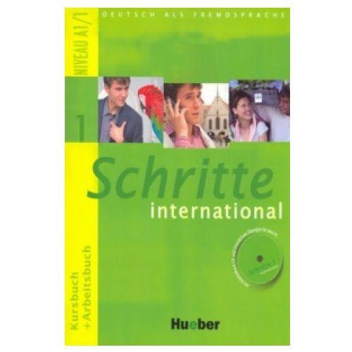 Schritte International 1. Podręcznik z Ćwiczeniami + CD do Ćwiczeń (168 str.)