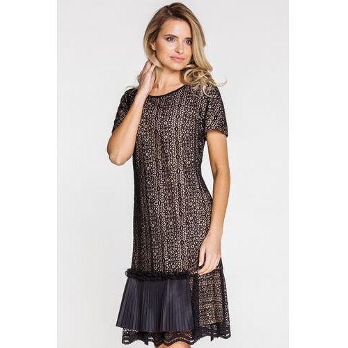 f7ff9d217f Sukienka wizytowa z koronką (Paola Collection) opinie + recenzje ...