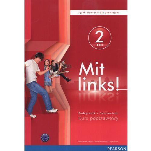 Mit Links! 2 podręcznik z ćwiczeniami z płytą CD (192 str.)