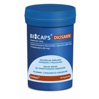 BICAPS® DIOSMIN 450 mg diosminy i 50 mg hesperydyny - ForMeds (5903148620190)