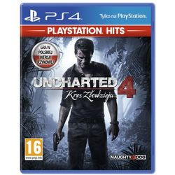 Gra Uncharted 4 PS4