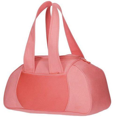 c160b1e4dede5 4f Damska torba sportowa podróżna l18 tpu001 27l koralowy ceny ...