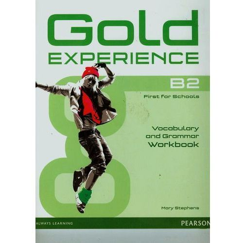 Gold Experience B2 Workbook Without Key, oprawa miękka