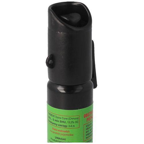 Sharg products group Gaz pieprzowy sharg defence green gel 2mln shu 25ml cone (10025-c)