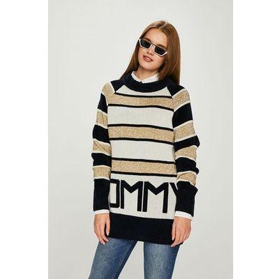 Swetry i kardigany Tommy Hilfiger ANSWEAR.com