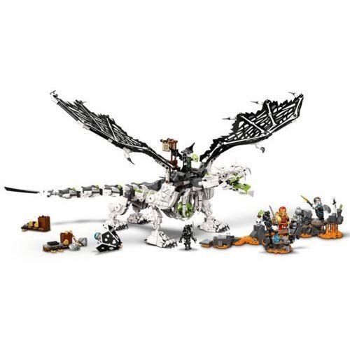 71721 SMOK SZKIELETOWEGO CZAROWNIKA (Skull Sorcerer's Dragon) KLOCKI LEGO NINJAGO