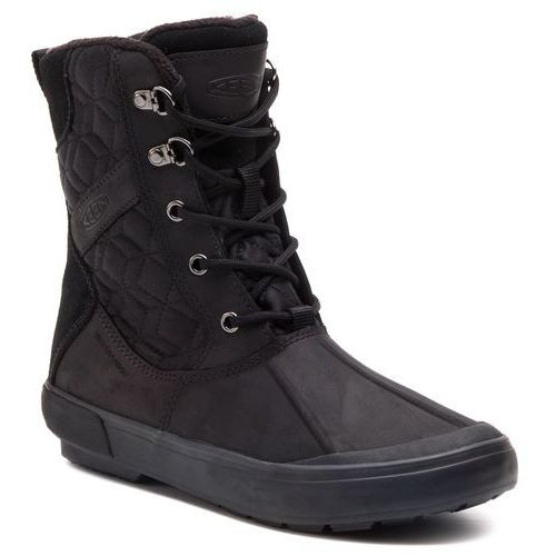 b5be40ab2d279 Keen Śniegowce - elsa ii quilted wp 1019643 black/black Keen