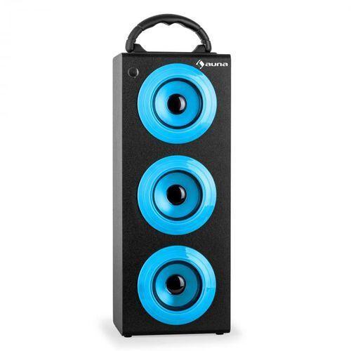 Auna Beachboy XXL Kolumna głośnikowa Bluetooth USB SD AUX UKF akumulator kolor niebieski (4060656100192)