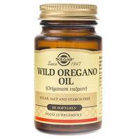 Kapsułki Solgar Olej z dzikiego oregano - 60 kapsułek