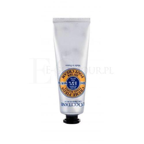 Karité krem do nóg do skóry suchej (foot cream) 30 ml L'occitane - Ekstra obniżka