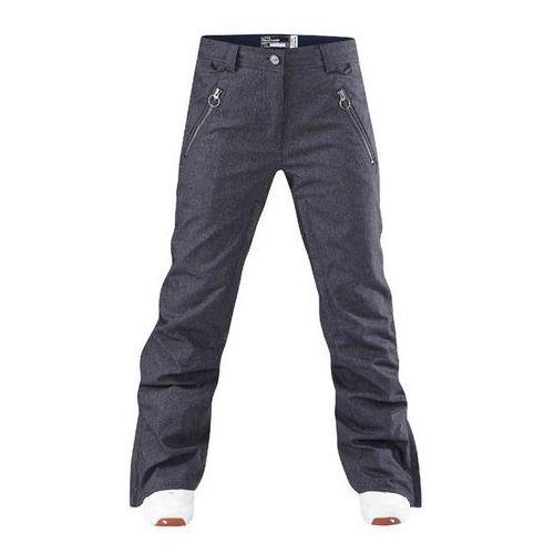 Westbeach Spodnie - taylor indigo pant (1041) rozmiar: l