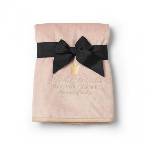 - kocyk powder pink marki Elodie details