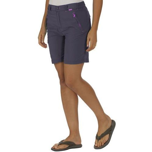 f02a1f4cbcc4 Regatta Chaska Spodnie krótkie Kobiety szary 20