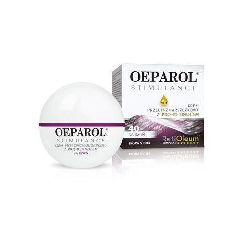 Adamed Oeparol stimulance krem przeciwzmarszczkowy z pro-retinolem na dzień 50ml skóra sucha