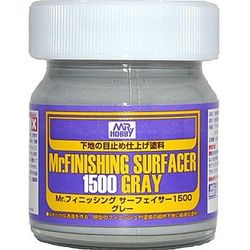 Mr.hobby Finishing surfacer 1500 gray