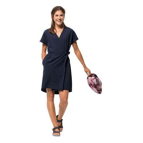 Sukienka VICTORIA DRESS midnight blue - M, kolor niebieski