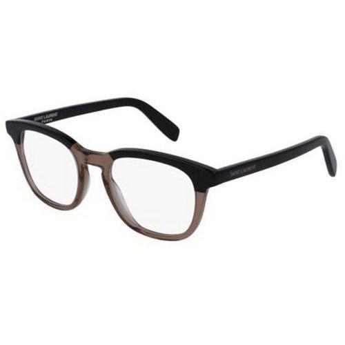 Okulary korekcyjne sl 144 007 Saint laurent
