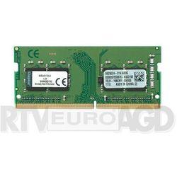 Pamięci RAM do laptopów  Kingston