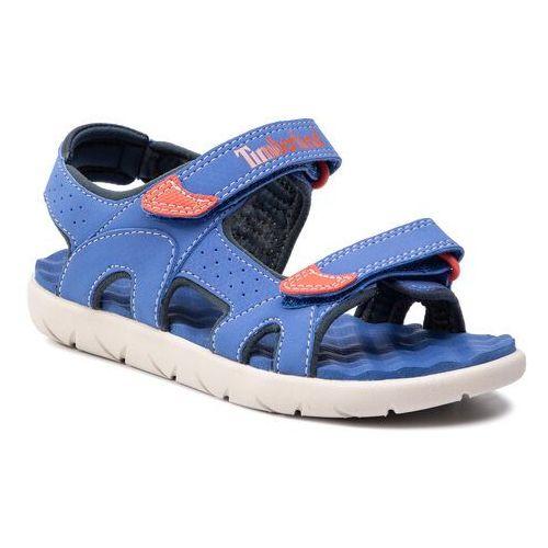 d8e7e11bc43f3 Zobacz w sklepie Timberland Sandały - perkins row 2-strap tb0a1nj8j451  bright blue