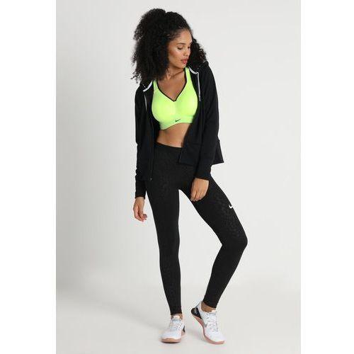 94c948096f0456 Nike Performance NEW PRO RIVAL BRA Biustonosz sportowy volt glow/black/black,  kolor