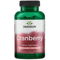 Kapsułki Swanson Żurawina (Cranberry) - (180 kap)