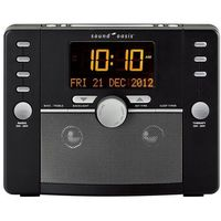 Sound Therapy System S-5000. Generator dźwięków, radio, zegar oraz budzik