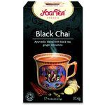 Yogi tea : herbata korzenna czarny czaj black chai bio - 17 szt.