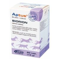 Tabletki Aptus Biorion 60 tabl