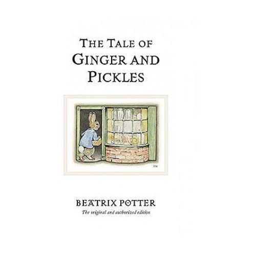 Tale of Ginger & Pickles, oprawa twarda