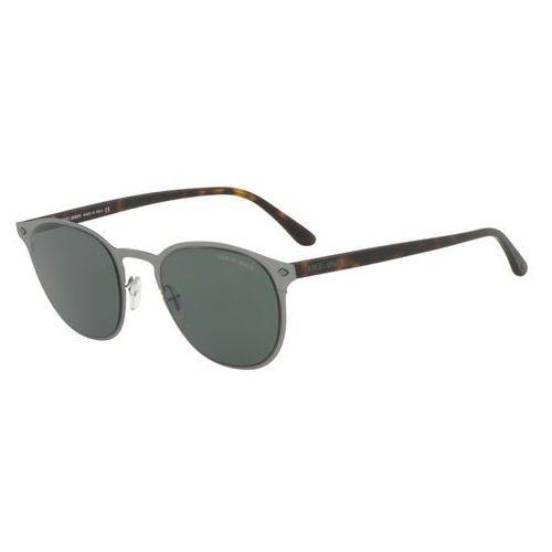 Okulary Słoneczne Giorgio Armani AR6062 303271, kolor żółty