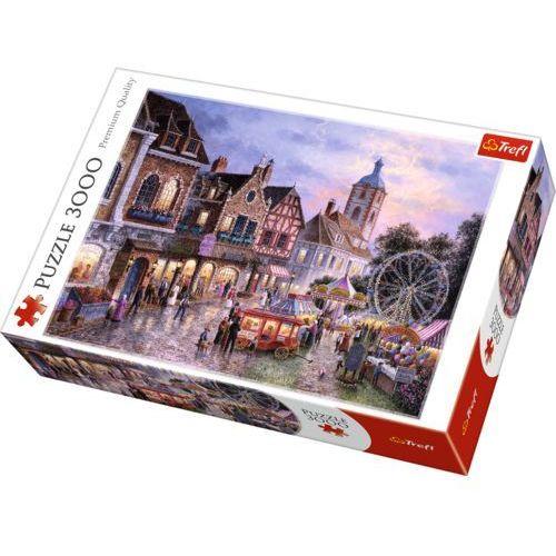 Puzzle TREFL Wesołe Miasteczko 3000 elementów, AM_5900511330335