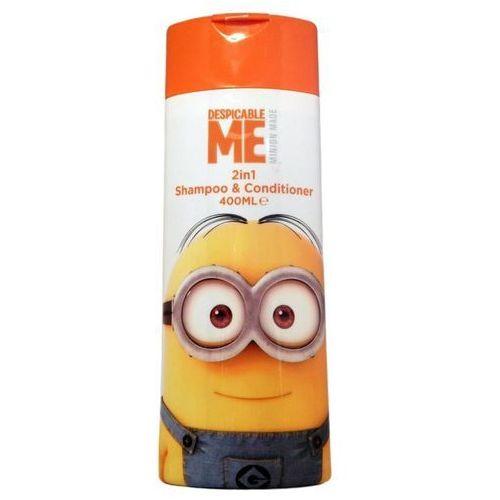 2in1 shampoo & conditioner minionki 2w1 szampon i odżywka 400 ml Despicable me