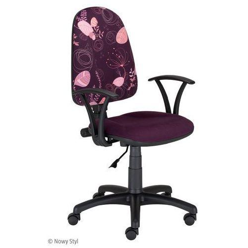 krzesło obrotowe energy decor - promocja szkolna! marki Nowy styl