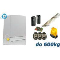 CAME Zestaw BXV 6 SAFE (600kg/24V) XXL - 4mb listwy zębatej