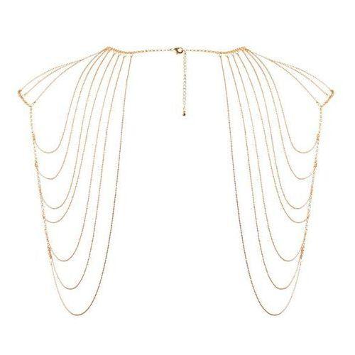 Biżuteria na ramiona - Bijoux Indiscrets Magnifique Shoulder Jewelry Go (8437008003757)