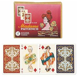 Piatnik Karty do pasjansa, madame - karty do gry - darmowa dostawa kiosk ruchu