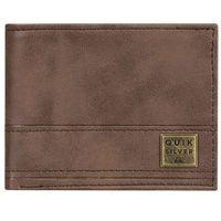 portfel QUIKSILVER - New Stitchy Wallet Chocolate Brown (CSD0) rozmiar: L